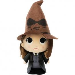Peluche Harry Potter Hermione With Sorting Hat 15Cm