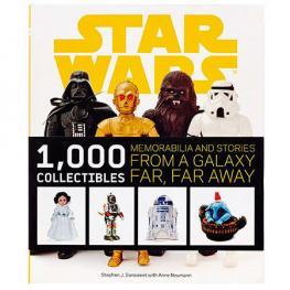 Libro 1000 Coleccionables de Una Galaxia Muy Muy Lejana Star Wars En Ingles