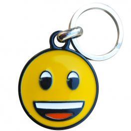Llavero Emoji Happy