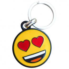 Llavero Emoji Love