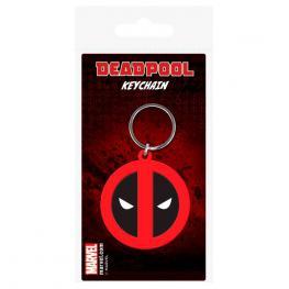 Llavero Logo Deadpool Marvel