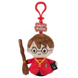 Llavero Peluche Harry Quidditch Harry Potter