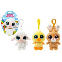 Llavero Peluche Sparckle Spring Collection Surtido