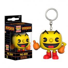 Llavero Pocket Pop! Comecocos Pac-Man