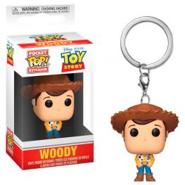 Llavero Pocket Pop Disney Pixar Toy Story Woody