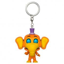 Llavero Pocket Pop Five Nights Al Freddys 6 Pizza Sim Orville Elephant