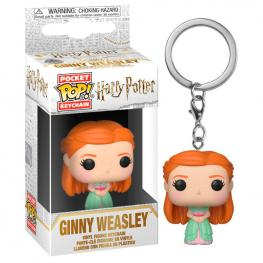 Llavero Pocket Pop Harry Potter Ginny Weasley Yule Ball