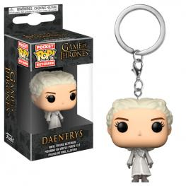 Llavero Pocket Pop Juego de Tronos Daenerys Targayen White Coat