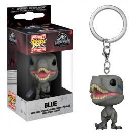 Llavero Pocket Pop Jurassic World Blue