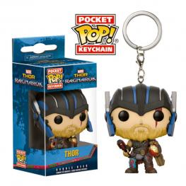 Llavero Pocket Pop Marvel Thor Ragnarok Thor