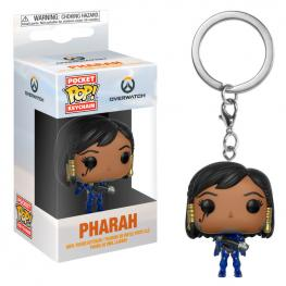 Llavero Pocket Pop Overwatch Pharah