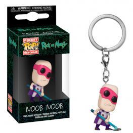 Llavero Pocket Pop Rick & Morty Noob-Noob