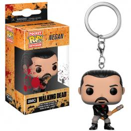Llavero Pocket Pop The Walking Dead Negan