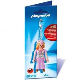 Llavero Princesa Playmobil