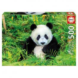 Puzzle Oso Panda 500Pz
