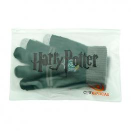 Guantes Mitones Slytherin Harry Potter