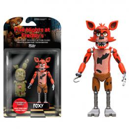 Figura Five Nights At Freddys Foxy