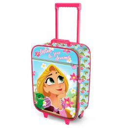 Maleta Trolley Rapunzel Disney Listen 2R 46Cm