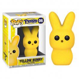 Figura Pop Peeps Bunny Yellow
