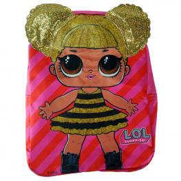 Mochila 2D Queen Bee Lol Surprise 27Cm