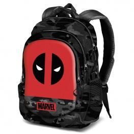 Mochila Deadpool Marvel 44Cm