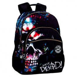 Mochila Doble 40 Grados Not Dead 43Cm Adaptable