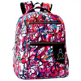 Mochila Doble Ordenador Campro Lilly 44Cm Adaptable