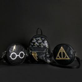 Mochila Harry Potter 25Cm.