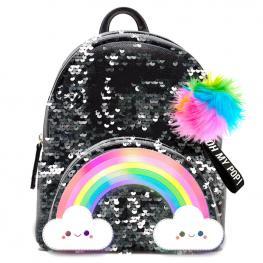 Mochila Oh My Pop Rainbow 27Cm