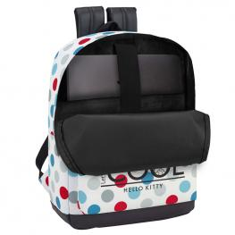 Mochila Ordenador Hello Kitty Cool 43Cm