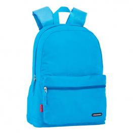 Mochila Perona Saturday Blue 42Cm Adaptable