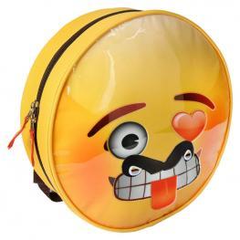 Mochila Personalizable Emoji 28Cm