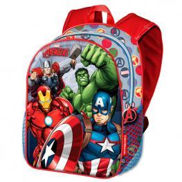 Mochila Vengadores Avengers Marvel 40Cm