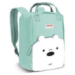 Mochila We Bare Bears Oso Polar 38Cm