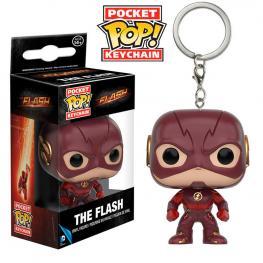 Llavero Pocket Pop Dc Comics Flash