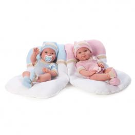 Muñeca Baby Recien Nacido Dulces 37Cm