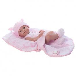 Muñeca Baby Recien Nacido Spring 37Cm