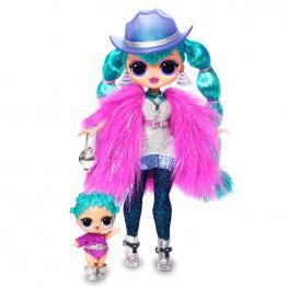 Muñeca Cosmic Nova Lol Surprise Top Secret Doll Winter Edition