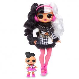 Muñeca Dollie Lol Surprise Top Secret Doll Winter Edition
