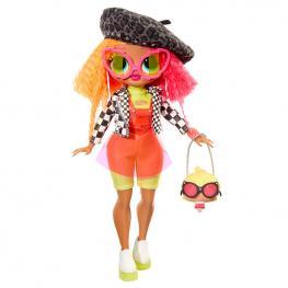 Muñeca Neonlicious Lol Omg Top Secret Dolls Lol Surprise