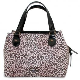 Neceser Chic & Love Leopard Grande Swarovski