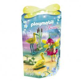 Niña Hada Con Cigueñas Playmobil Fairies