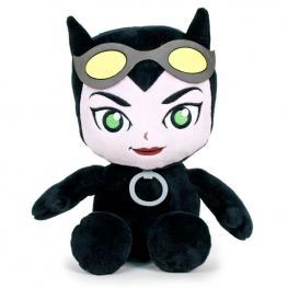 Peluche Catwoman Dc Soft 35Cm