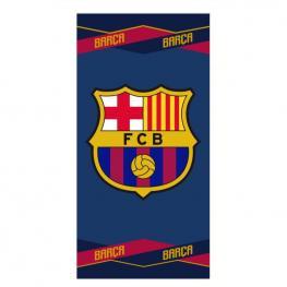 Toalla Fc Barcelona Microfibra