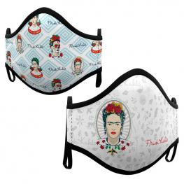 Pack 2 Mascarillas Frida Kahlo Surtido Adulto