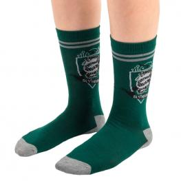 Pack 3 Calcetines Slytherin Harry Potter