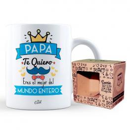 Taza Papa Te Quiero