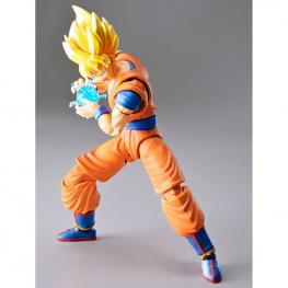 Digura Super Saiyan Son Goku Model Kit Dragon Ball Z 16Cm
