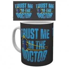 Taza Doctor Who Trust Me