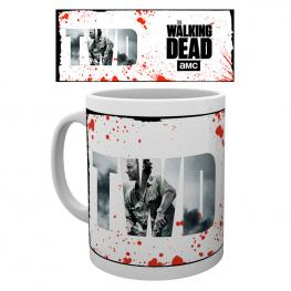 Taza The Walking Dead Rick Grimes